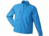 Men's Bonded Fleece Jacket-Funktionelle 3-lagige Fleecejacke